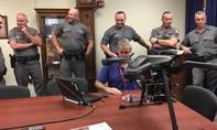 Cảnh sát Mỹ dùng flycam 'giám sát' lễ đón năm mới tại Quảng trường Thời đại