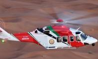 Trực thăng mất lái đâm vào vách núi, 4 người thiệt mạng