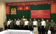 Công an TP.HCM tiếp đoàn Công an Thượng Hải sang thăm