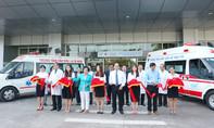 TP.HCM ra mắt Trạm cấp cứu vệ tinh thứ 26