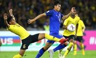 Clip trận Malaysia loại Thái Lan sau trận đấu kịch tính đến phút cuối
