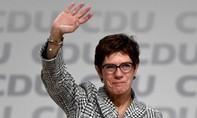 Đảng cầm quyền ở Đức có lãnh đạo mới, thay thế bà Angela Merkel