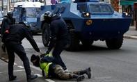 Nga bác bỏ cáo buộc là 'thế lực kích động' biểu tình ở Pháp