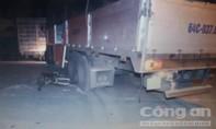 Xe Suzuki Sport va chạm xe tải, một người tử vong