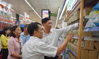 Co.op Mart giảm giá hàng hóa những ngày cận Tết