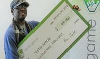 Trúng thưởng gần nửa triệu USD từ việc nhìn thấy dãy số trong giấc mơ