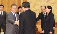 Ông Kim Jong Un mời tổng thống Hàn Quốc thăm Triều Tiên