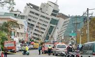 Cặp vợ chồng già ôm chặt nhau chết trong động đất ở  Đài Loan