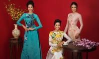 Bộ ảnh chúc xuân của Hoa hậu Hoàn vũ Việt Nam 2018