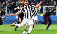 Juventus bị Tottenham cầm hòa ngay trên sân nhà