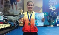 Cô gái 'vàng' của thể thao Công an nhân dân