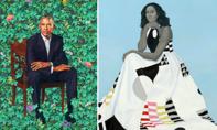 Vợ chồng ông Obama công bố tranh chân dung được trưng bày tại bảo tàng
