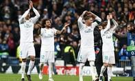 Thắng PSG ở lượt đi, Real Madrid rộng cửa đi tiếp