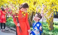 Ca sĩ Hải Yến: 'Tết là dịp dành cho gia đình và cho con'