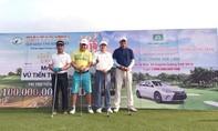 Golfer Trần Mạnh Hùng giành Hole-in-One đầu tiên tại Việt Nam năm 2018