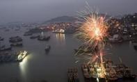 Khắp châu Á rộn ràng không khí đón năm mới
