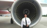 Nữ phi công cứu hai máy bay khỏi va chạm trên không