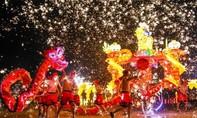 Nhộn nhịp không khí đón năm mới khắp nơi trên thế giới