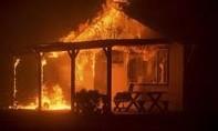 Cháy nhà, 1 người tử vong, 3 người thoát nạn
