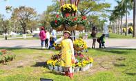 Người dân Quảng Nam, Quảng Ngãi du xuân đầu năm mới
