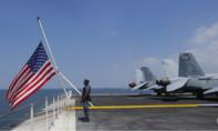 Mỹ khẳng định sẽ tiếp tục hoạt động tuần tra Biển Đông