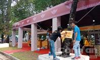 TP.HCM cấm tổ chức hội chợ trong các công viên