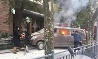 'Xe điên' lao vào đám đông ở Thượng Hải, 18 người bị thương