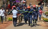 Vụ 2 cha con chết cháy trong taxi: Từ mâu thuẫn gia đình