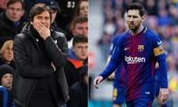 Chelsea căng thẳng trước trận chiến với Barcelona