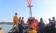 Ngư dân Quảng Nam tưng bừng tổ chức lễ hội cầu ngư