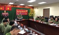 Công an TP.HCM: Bảo vệ an toàn cho người dân vui xuân đón Tết