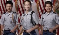 Truy tặng huân chương cho ba thiếu sinh quân trong vụ xả súng ở Mỹ