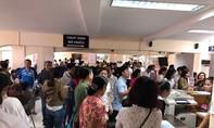 Người làm hộ chiếu tăng đột biến, Phòng Quản lý XNC Công an TP.HCM quá tải