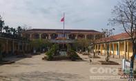 Trường chuẩn quốc gia bị kỷ luật vì cho học sinh nghỉ học sau Tết