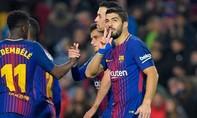 Suarez lập hat-trick, Barcelona hủy diệt Girona