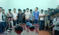 Bắt giam 16 đối tượng trong vụ hỗn chiến đêm Giao thừa