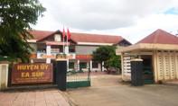 Tham mưu bổ nhiệm người nhà, trưởng ban tổ chức Huyện ủy bị kỷ luật