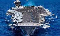 Chuẩn bị đón tàu sân bay Mỹ thăm Đà Nẵng