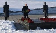 Tổng thống Putin dự kỷ niệm 75 năm trận Stalingrad