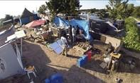 Bạo loạn ở khu tị nạn tại Pháp, khiến 5 người bị thương