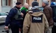 Xả súng ở Ý, nhiều người nhập cư bị thương