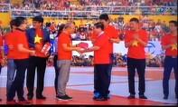 Đội tuyển U23 Việt Nam giao lưu với người hâm mộ TP.HCM