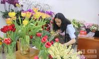 Thị trường hoa tươi Tết này có gì mới?