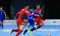Giải Futsal châu Á 2018: Tuyển Việt Nam vào tứ kết