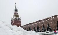 Nga: Thủ đô Moscow hứng chịu đợt tuyết dày kỉ lục