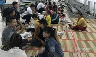 Nhiều công nhân nhập viện sau bữa ăn  trưa