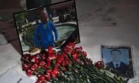 Thi thể của phi công Su-25 đã được chuyển về Nga