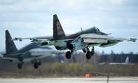 Nga nâng cao trần bay của các máy bay hoạt động tại Syria