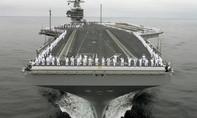 Thủy thủ tàu sân bay Mỹ bị 'cáo buộc' hiếp dâm ở Nhật