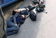 Chạy xe máy từ Sài Gòn về Nghệ An ăn Tết, 2 người gặp nạn thương vong